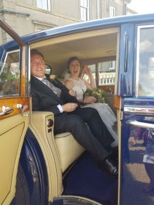 Blue Baron Wedding Car Hire Vintage Hire Car Lord Cars