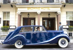 Blue Baron Wedding Car Hire Vintage Car Hire Lord Cars