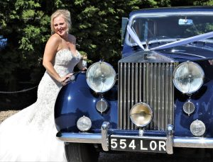 Blue Baron Wedding Car Hire Classic Car Hire Lord Cars