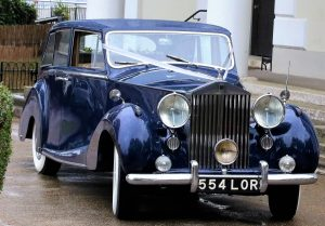 Blue Baron Wedding Hire Car Classic Car Hire Lord Cars
