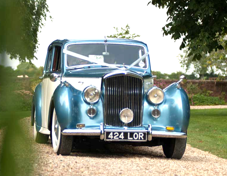 Noble Lady Wedding Car Hire Classic Car Hire Lord Cars