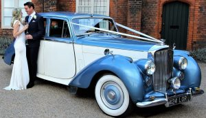 Noble Lady Wedding Hire Car Vintage Hire Car Lord Cars