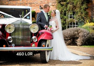 Ruby Baron Wedding Car Hire Classic Car Hire Lord Cars