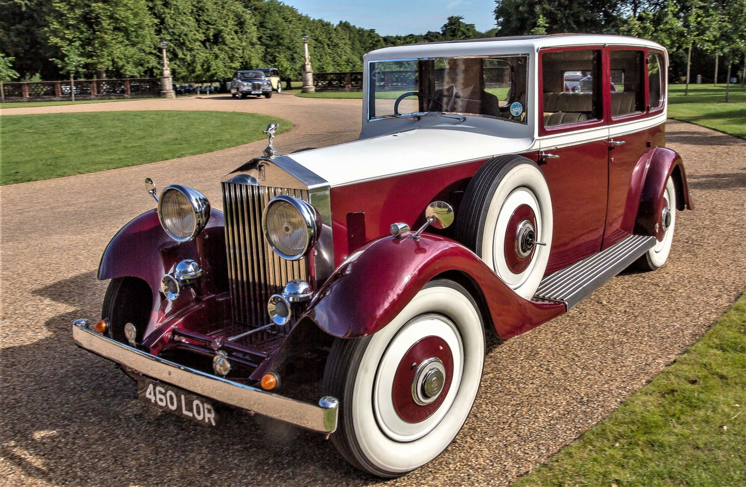 Ruby Baron Wedding Car Hire Vintage Hire Car Lord Cars