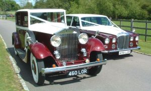 Ruby Baron Vintage Hire Car Lord Cars