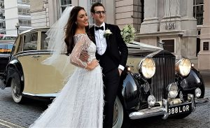 Wedding Car Hire Classic Hire Car Geraldo Prince Lord Cars