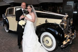Geraldo Prince Wedding Hire Car Classic Car Hire Lord Cars