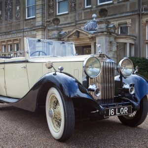 Gabriella Wedding Car Hire Lord Cars