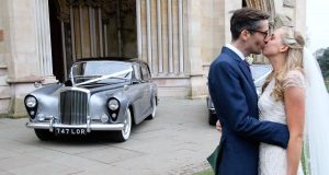 Wedding Hire Car Vintage Hire Car Silver Lady Lord Cars