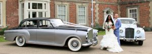 Vintage Car Hire Silver Lady Lord Cars