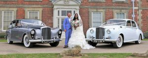 Classic Car Hire Silver Lady Lord Cars