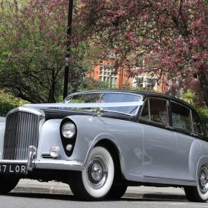 Silver Lady Classic Car Hire Lord Cars