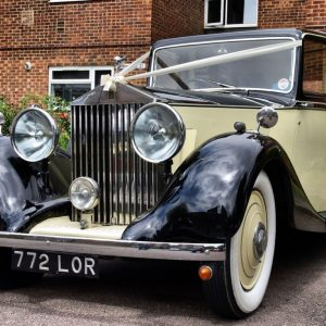 Grand Prince Wedding Car Hire Classic Hire Car Lord Cars