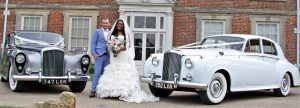 Proud Prince Wedding Hire Car Vintage Hire Car Lord Cars