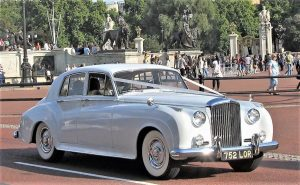 Proud Prince Wedding Car Hire Classic Hire Car Lord Cars