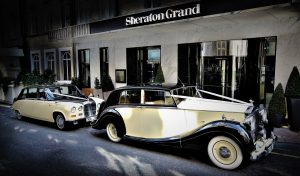 Majestic Prince Wedding Car Hire Classic Hire Car Lord Cars