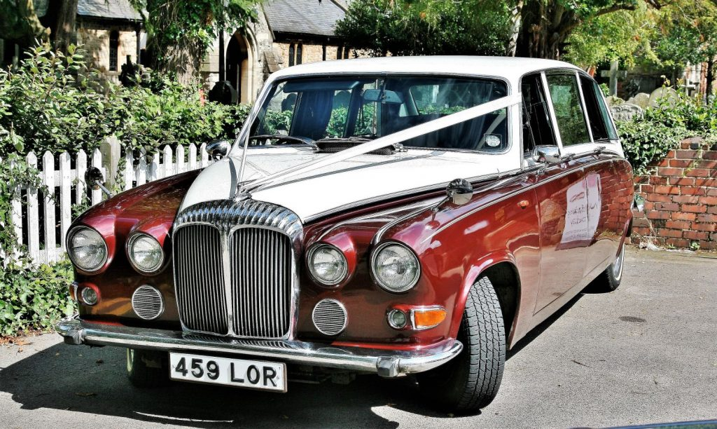Ruby Baroness Wedding Car Hire Lord Cars