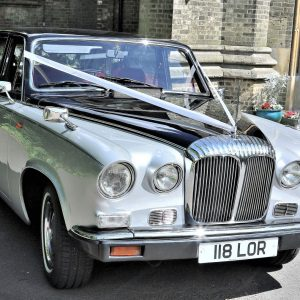 Silver Baroness Wedding Car Hire Lord Cars