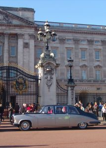 Silver Baroness Wedding Car Hire Vintage Car Hire Lord Cars