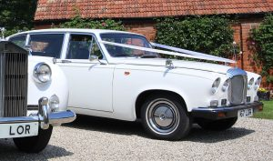White Baroness Wedding Car Hire Lord Cars