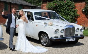 White Baroness Wedding Car Hire & Classic Car Hire Lord Cars