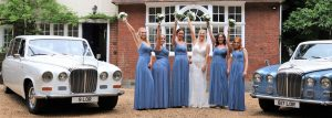 White Baroness Classic Car Hire Lord Cars