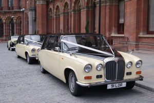Ivory Baroness VII Wedding Hire Car Lord Cars